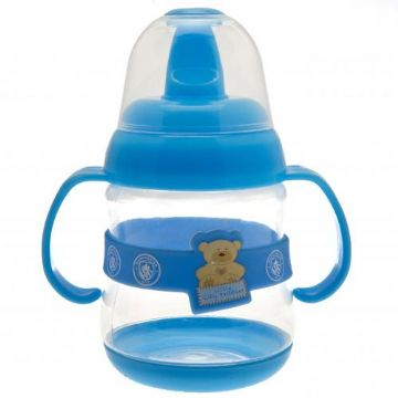 Manchester City Baby Training Beaker